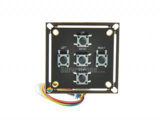 OSD for Board Camera
