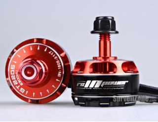RCINPOWER New GT2205 KV2300 Brushless Power Motor Racing Edition