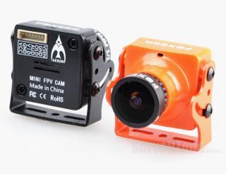 Foxeer Sony CCD V2 Arrow camera Built-in OSD Audio 5~35V