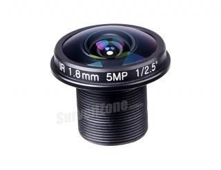MTV Mount 1.8mm Wide Angle Lens