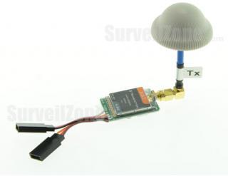 5.8G 32CH AV 600mW Mini VTx for DJI/mini Multirotor