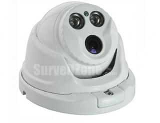 720P CCTV HD CVI Dome Camera 8mm CS Lens 40m IR