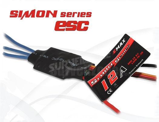 Emax Simonk Series 12A ESC For Quadcopter RC250 Mini200 QAV250