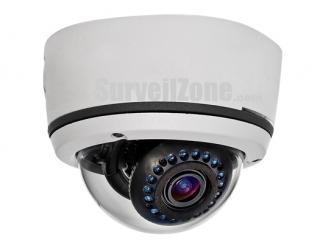 Effio-E DSP 1/3 Sony 960H CCD 700TVL Waterproof Color IR Camera with 2.8-12mm Auto Iris Lens
