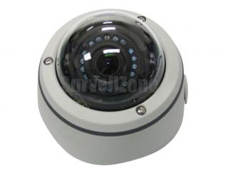 1/3 SONY Super Had CCD 600TVL Waterproof Color IR Camera with 2.8-12mm Auto Iris Lens