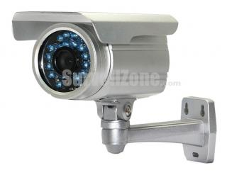 700TVL 1/3 Sony 960H CCD Effio-E DSP Waterproof Color IR Camera with 3.6mm Lens OSD