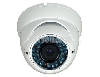 Effio-E 1/3 Sony 960H CCD 700TVL Waterproof Color IR Dome Surveillance Camera with 2.8-12mm Lens
