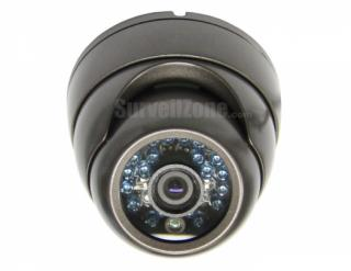 700TVL 1/3 Sony 960H CCD Effio-E DSP Waterproof Color IR Dome Camera with 3.6mm Lens OSD