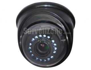 600TVL Cmos 65ft IR Dome Camera with 2.8-12mm lens IR-cut Filter
