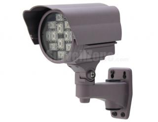100 Meters Waterproof IR Illuminator 12 LEDs