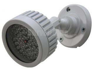 50 Meters Waterproof Infrared IR Illuminator 60 LEDs