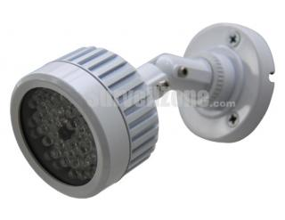 40 Meters Waterproof IR Illuminator 48 LEDs