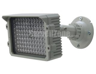 100 Meters Waterproof IR Illuminator 100 LEDs