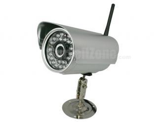 115ft IR Network WIFI Color Waterproof IP Security Camera
