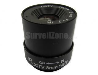 CS 8mm CCTV Professional Lens for Security Camera