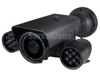 Sony CCD 700TVL Effio-E DSP 40m IR Waterproof CCTV Camera 9~22mm Lens
