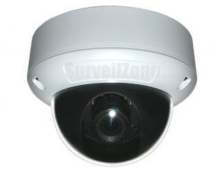 Effio-E Sony 960H CCD 700TVL Waterproof Vandal-proof Dome Camera 2.8-10mm Lens