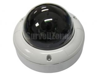 4.5 inch Sony CCD 600TVL Vandalproof Waterproof Dome Camera 3D-DNR