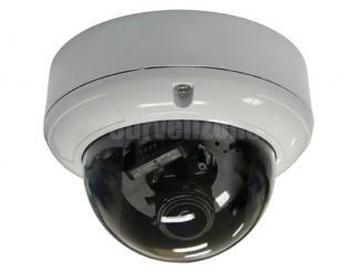 4.5 inch Sony CCD 420TVL Vandalproof Waterproof Dome Camera 2.8-10mm Lens