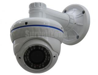 3.5 inch Effio-E Sony CCD 700TVL 30m IR Waterproof Dome Camera 4-9mm Lens