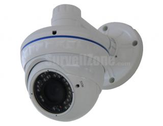 3.5 inch Sony CCD 420tvl 30m IR Waterproof Dome Camera with 4~9mm Lens