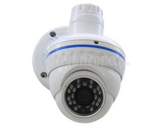 2.5 Inch Sony CCD 600TVL 20m IR Waterproof Color Camera 3D-DNR