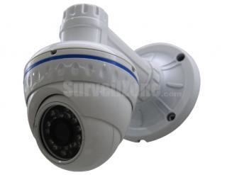 2.5 inch Sony CCD 420tvl 20m IR Waterproof Dome Camera