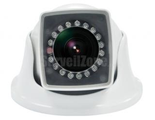 Effio Sony 960H CCD 700TVL Waterproof 20m IR Camera with 4-9mm Auto Iris Lens