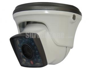 600TVL Cmos 15m IR Waterproof Dome Security Camera 2.8mm lens