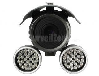 Pixim Ultra WDR 690HTVL Effective 60m IR Waterproof Camera 9-22mm Auto Iris Lens