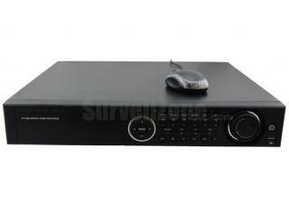 32CH Video 8CH Audio DVR H.264 Real Time Video Recorder HDMI VGA