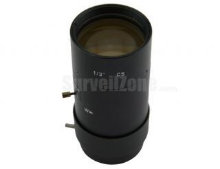 Professional CS Mount 5-100mm CCTV Zoom Lens Security Camera