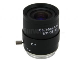2.8-10mm CS Mount CCTV Lens for Security Camera