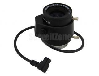3.5-8mm CS Mount CCTV Lens Auto IRIS for Security Camera