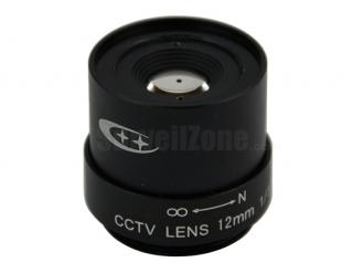 CS Mount Megapixel 12mm  CCTV Camera Lens