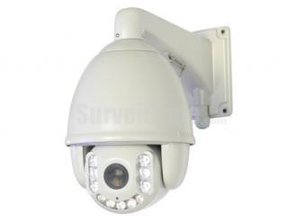 "7"" 1/4 SONY CCD 480TVL 30X Zoom High Speed PTZ Camera 150m IR"