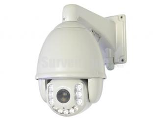 600TVL SONY CCD 30X Zoom 150m IR Night Vision Medium Speed PTZ