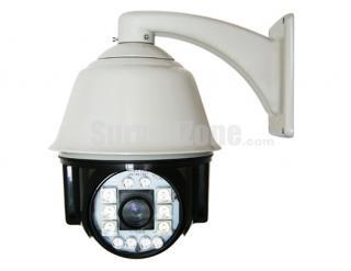 "1/3"" SONY CCD High-res 650TVL 23X Zoom 150m IR High Speed PTZ"