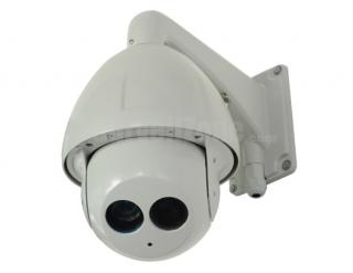 SONY CCD 650TVL Effio-E 180m Laser IR Medium Speed 23X PTZ Camera