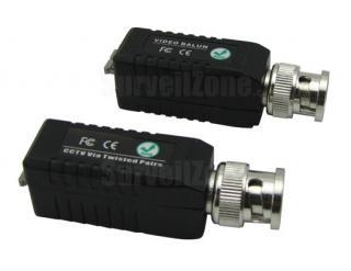 Passive CCTV Video Transmitter Receiver Balun (1 Pair)