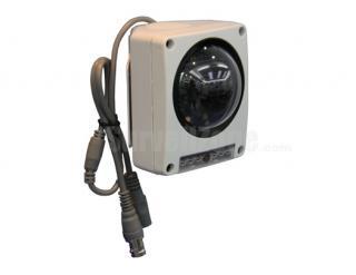 600TVL SONY Super Had CCD  Color IR Wall Corner Camera 2.8mm Lens