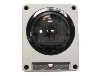 10m IR Sharp CCD 600TVL IR Wall corner Camera 2.8mm Lens