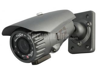Pixim 690 HTVL-E Ultra WDR Waterproof IR Camera 4-9mm Auto IRIS Lens