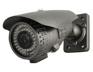 Pixim 690 HTVL-E Ultra WDR Waterproof IR Camera 6-15mm Auto IRIS Lens