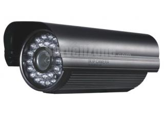 650TVL Sony CCD H.264 D1 Network Security Waterproof IP Camera IR 30m