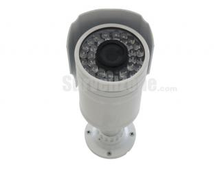 1/3 CMOS 550TVL Waterproof  50m IR Color Outdoor Camera 9-22mm Lens