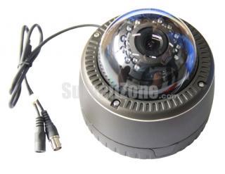 4.5 Inch Effio-E Sony 960H CCD 20m IR 700TVL Waterproof Dome Camera