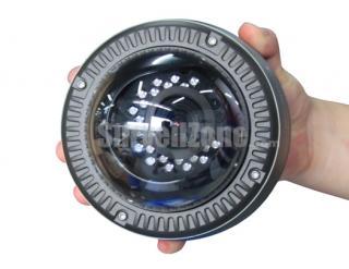 4.5 Inch Sony CCD 20m IR 420TVL Waterproof Color Camera 2.8~10mm Lens
