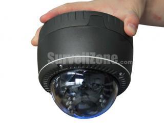 "550TVL High-res 4.5"" Color CMOS IR Waterproof Camera 2.8-12mm Lens"