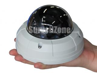 4.5 Inch Sony CCD 420TVL Waterproof Color Camera 2.8~10mm Lens